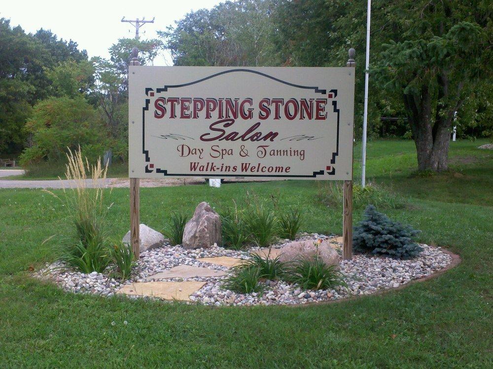 Stepping Stone Salon & Day Spa: 112 Christy St, Amherst, WI