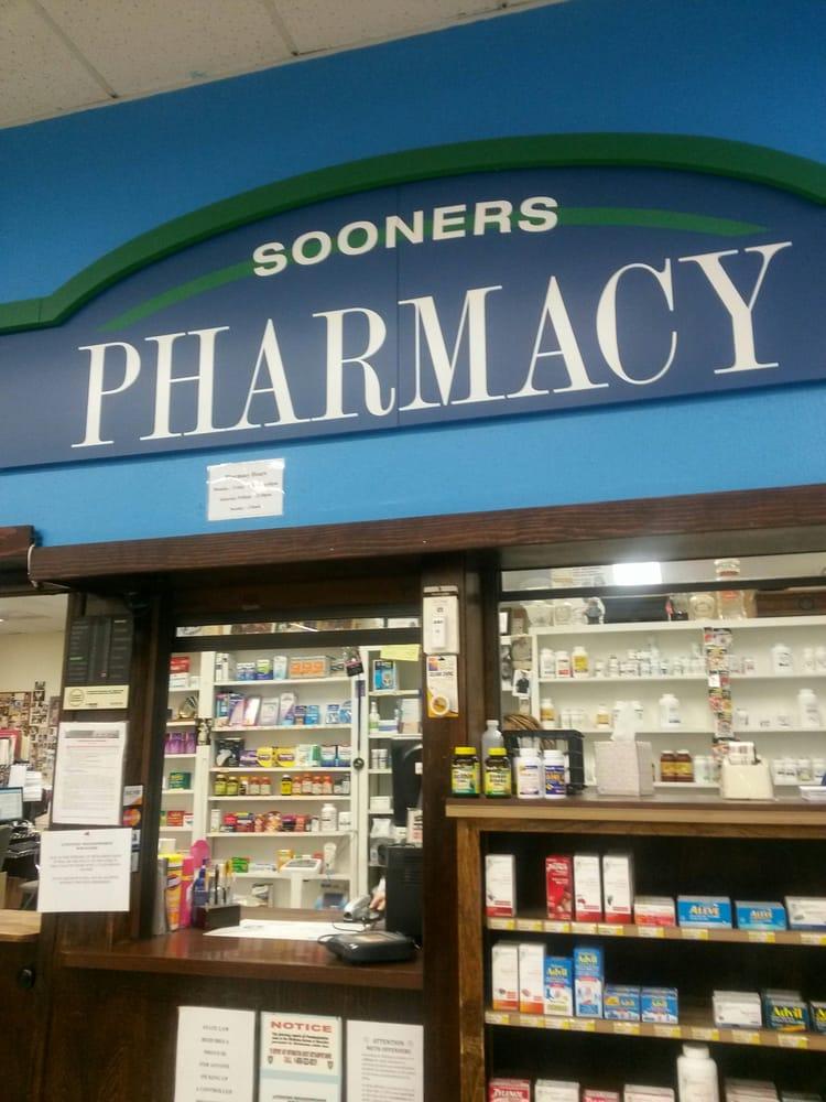 Sooner Pharmacy: 705 E Main St, Davis, OK