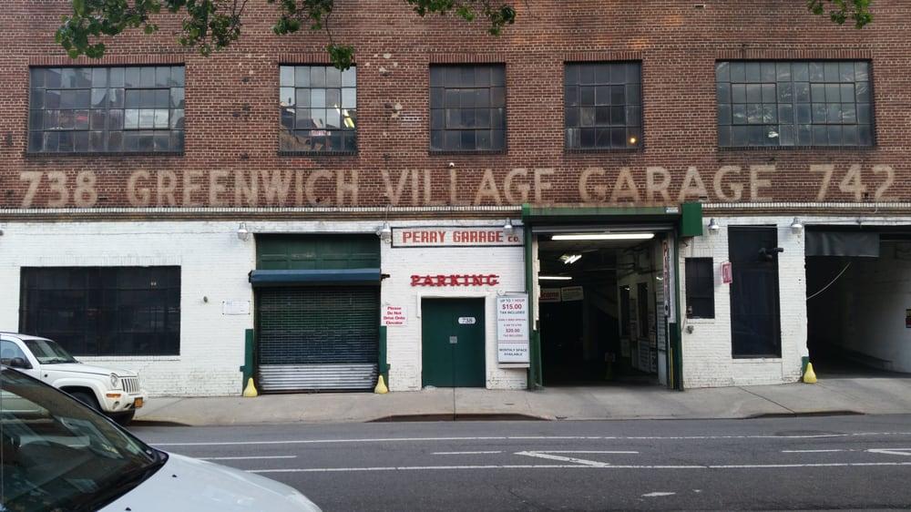Parking Garages Upper West Side New York City