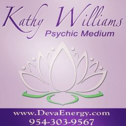 Kathy Williams Psychic Medium - Psychic Mediums - Boca Raton, FL