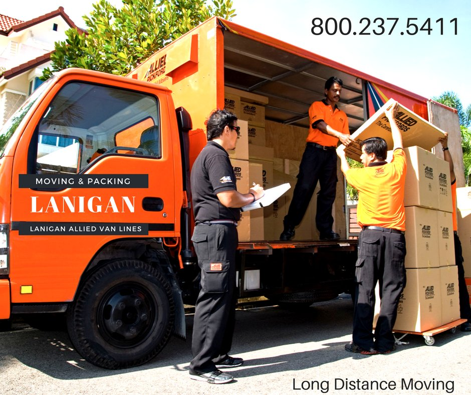 Lanigan Worldwide Moving & Warehousing: 1870 Airways Blvd, Memphis, TN