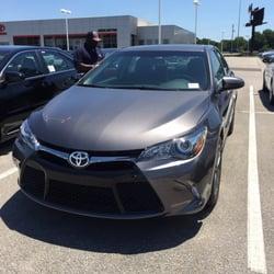 Chuck Hutton Toyota Car Rental