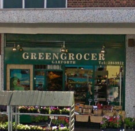 greengrocer: 32A Main Street, Leeds, LDS