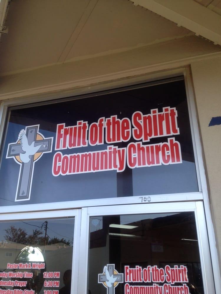 Fruit Of Spirit Community Church: 3105 Willow Pass Rd, Bay Point, CA