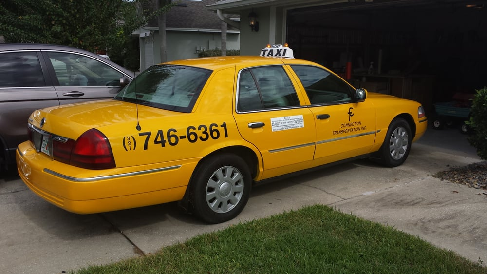 Connection Taxi Service