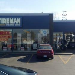 Tireman auto service centers get quote garages 1925 for Fremont motors service department