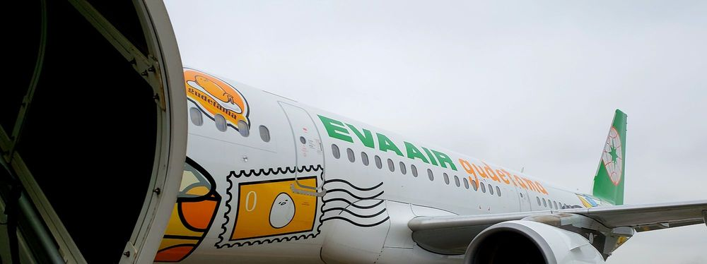 EVA Air - 196 Photos & 157 Reviews - Airlines - 780 S Airport Blvd ...