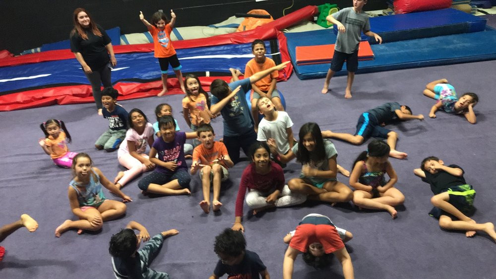 Loco Gymnastics Ashburn Club: 21770 Beaumeade Cir, Ashburn, VA