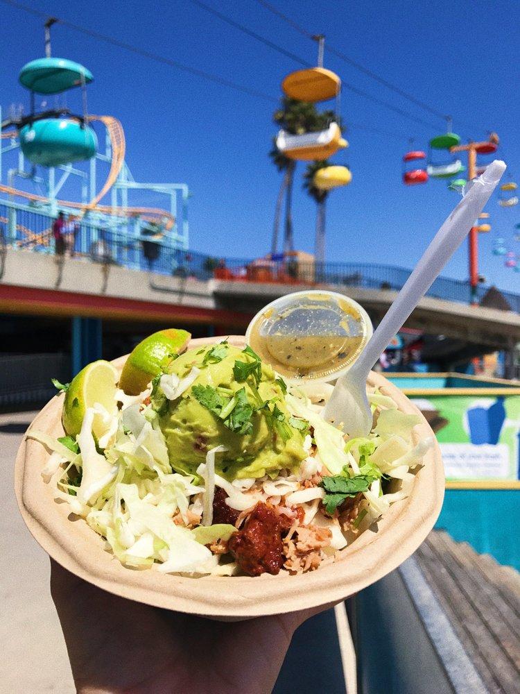 Beach Tacos & Nachos