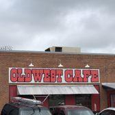 Old West Cafe Denton Tx Menu