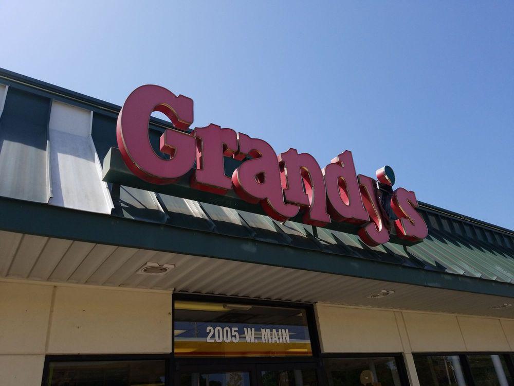 Grandy's: 2005 W Main St, Atlanta, TX