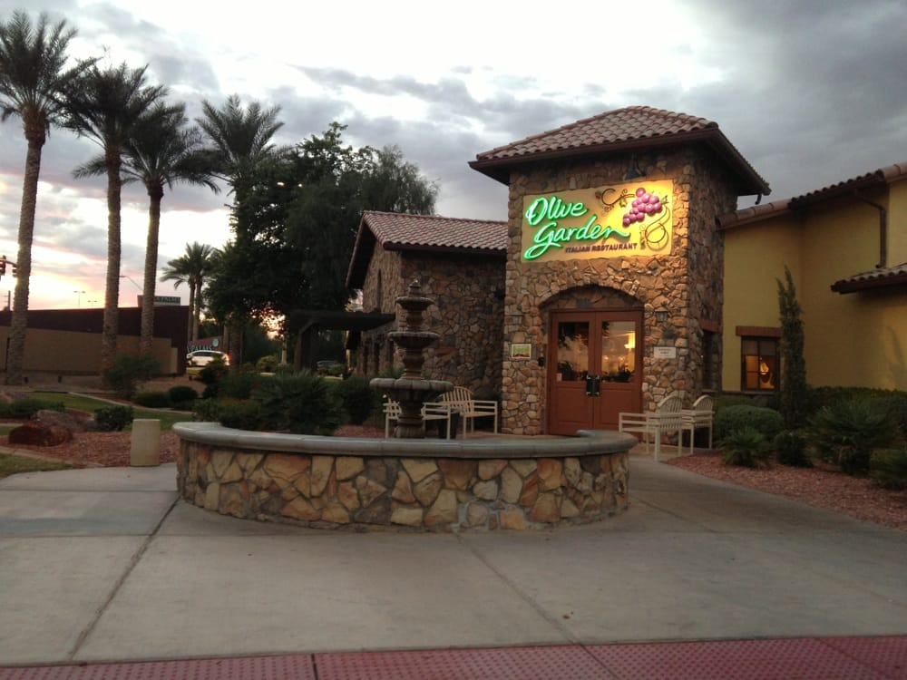 photo of olive garden italian restaurant yuma az united states - Olive Garden Yuma Az