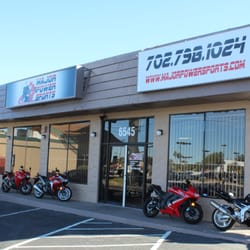 major powersports 34 photos 19 reviews motorcycle repair 6545 w sahara ave westside. Black Bedroom Furniture Sets. Home Design Ideas
