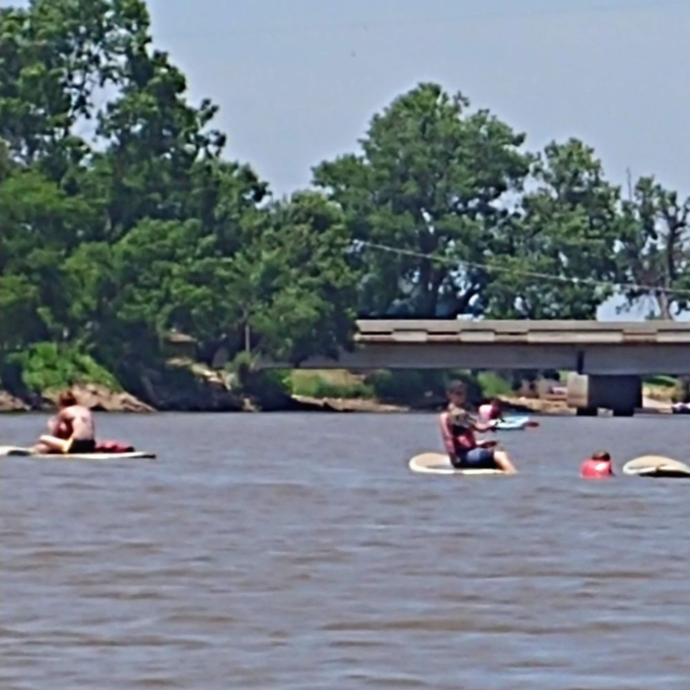 Oklahoma City Riversport Route 66 Boathouse