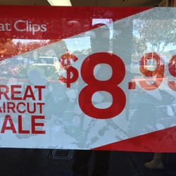 Great Clips Coupons & Promo Codes