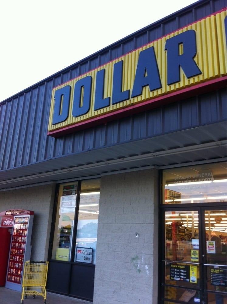 Dollar General: 8981 Ms Highway 15, Ackerman, MS