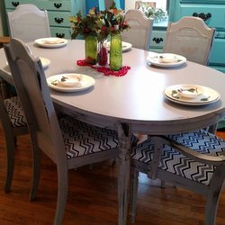 Good Photo Of Casey Jou0027s Furniture   Spring Hill, TN, United States. Refurbished  Table