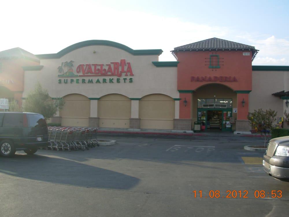 Vallarta Supermarkets: 1840 Cecil Ave, Delano, CA