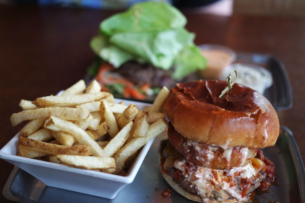 Feed Co. Burgers - Central