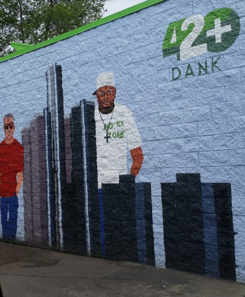 420 Dank: 11999 Gratiot Ave, Detroit, MI