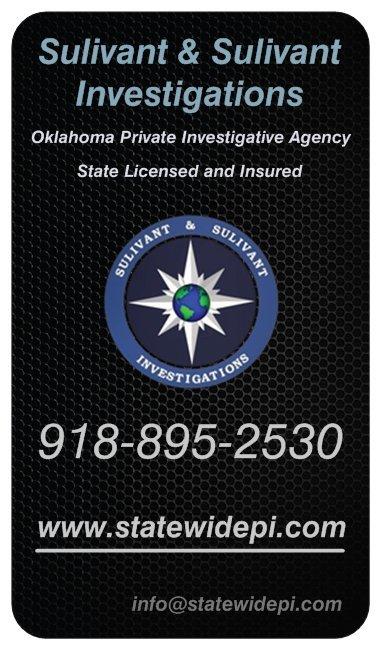 Sulivant & Sulivant Investigations: 201 W 5th St, Tulsa, OK