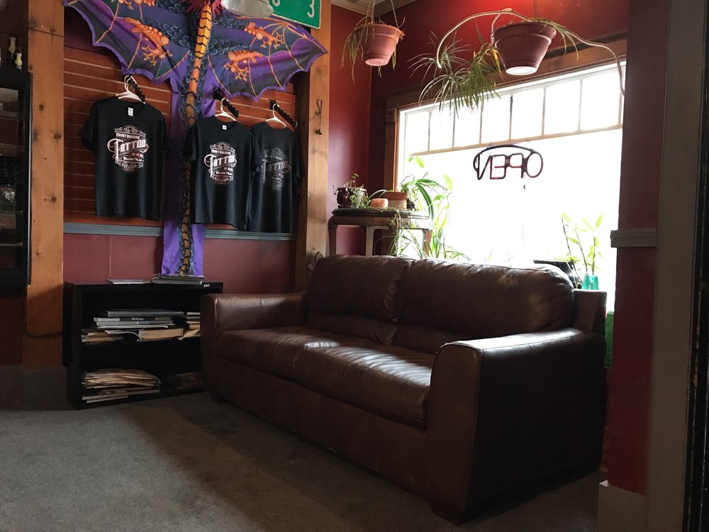 Mountainside Tattoo & Piercing VT: 55 Square, Bellows Falls, VT