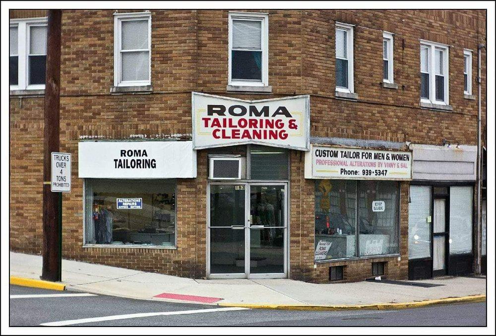Roma Tailoring & Cleaning: 183 Hackensack St, Wood Ridge, NJ