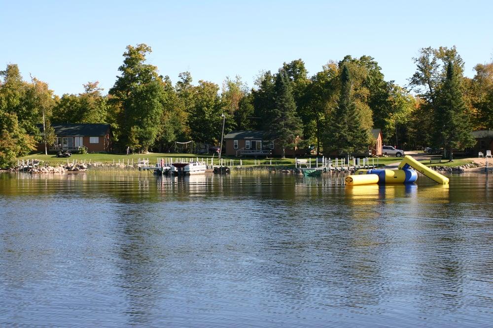 Timber Trails Resort: 3014 S Boy Lake Dr NE, Remer, MN
