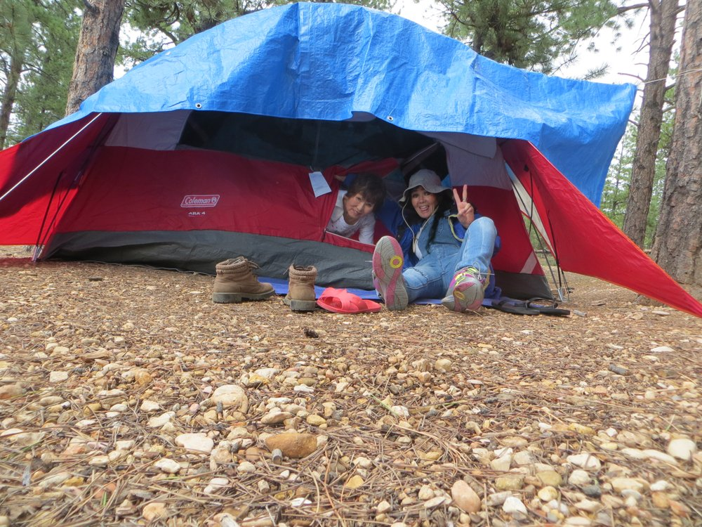 North Campground: North Campground Rd, Bryce, UT