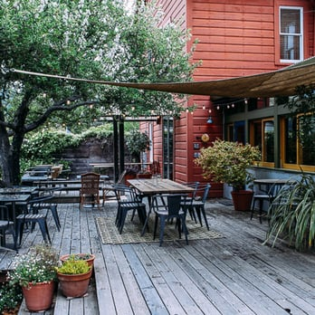 Photo Of Table 128 Boonville Ca United States Charming Outdoor Patio