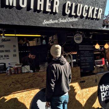 Mother Clucker Street Food Camden Market Camden Town London
