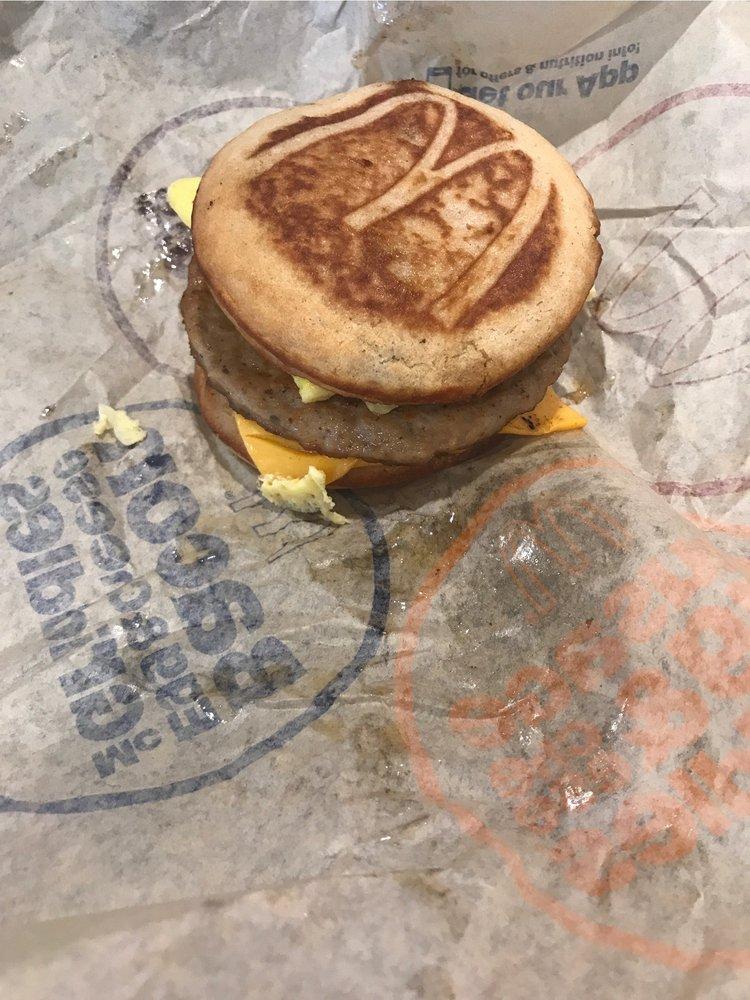 McDonald's: 1105 E Hwy 186, Raymondville, TX