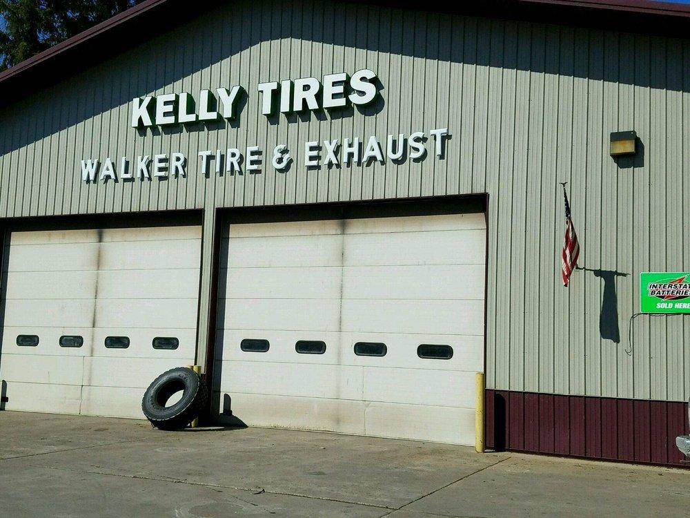 Walker Tire & Muffler Service: 430 W Clinton Ave, Farmer City, IL