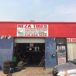 Neza Tire 17 Photos Tires 2502 W Maple St Wichita Ks Phone
