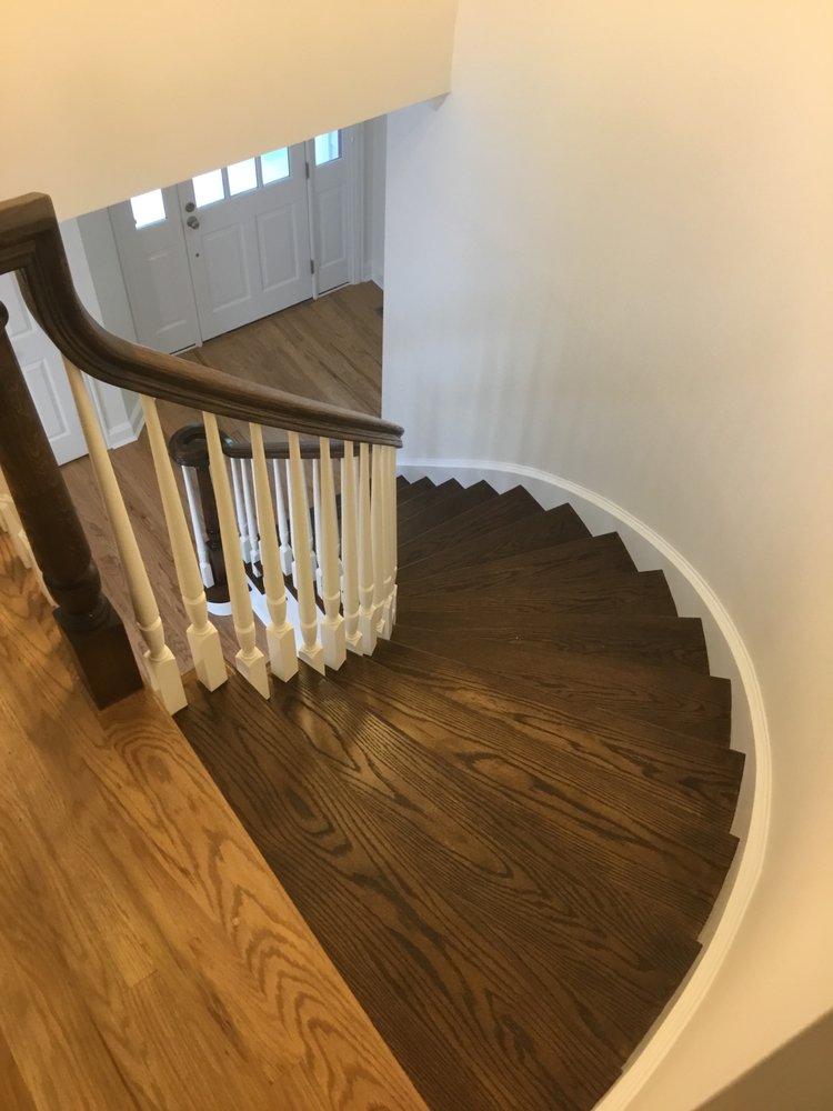 Photo Of Monku0027s Home Improvements   Morristown, NJ, United States. Hardwood  Floor Refinishing