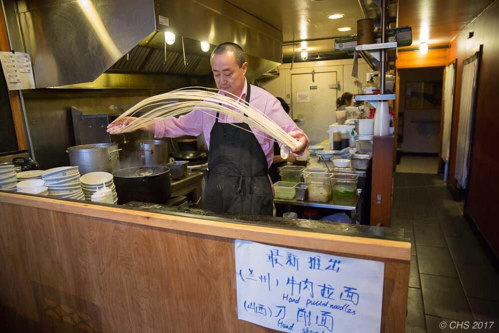 Qin Xi'an noodles