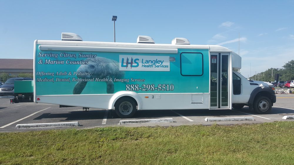 Langley Health Services: 1425 S US 301, Sumterville, FL