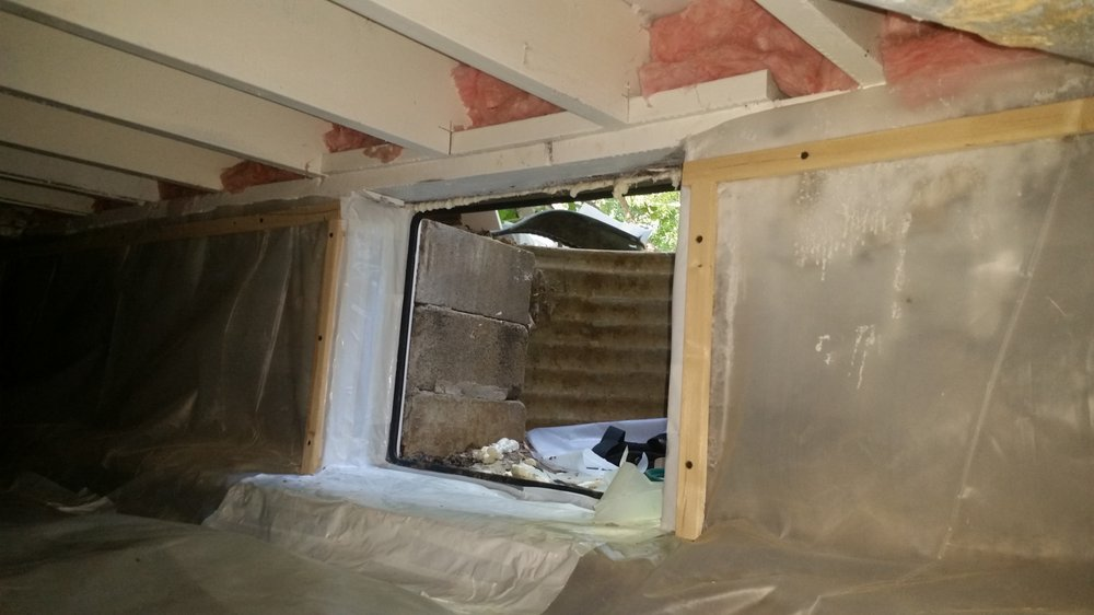 Crawlspace Doctor: 1435 Topp Creek Dr, Indianapolis, IN