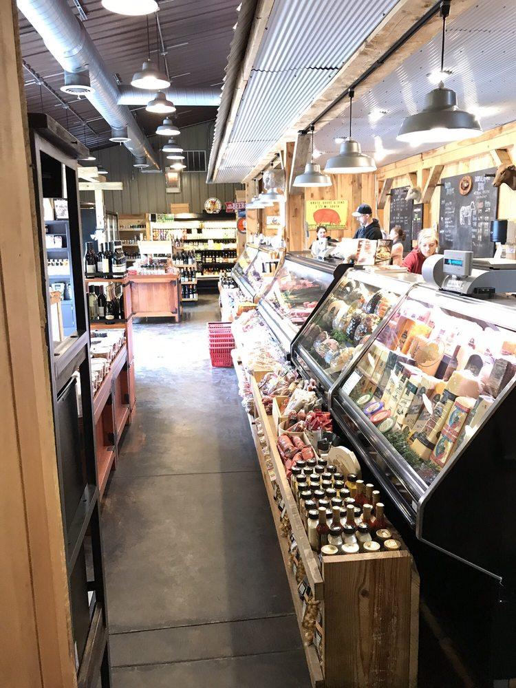Blystone Farms Butcher Shop: 8677 Oregon Rd, Canal Winchester, OH