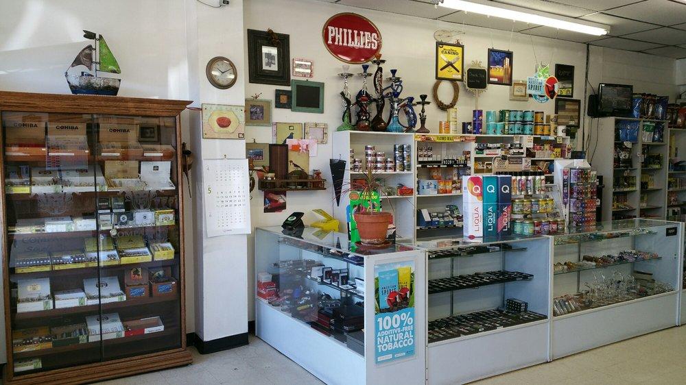 Smoke Shop: 823 Veterans Hwy, Bristol, PA