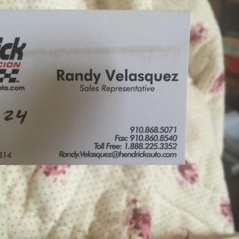 Photo Of Rick Hendrick Toyota Of Fayetteville   Fayetteville, NC, United  States. Randyu0027s