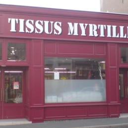 Tissus myrtille stoffe textilien 4 rue richard for 4 rue richard lenoir