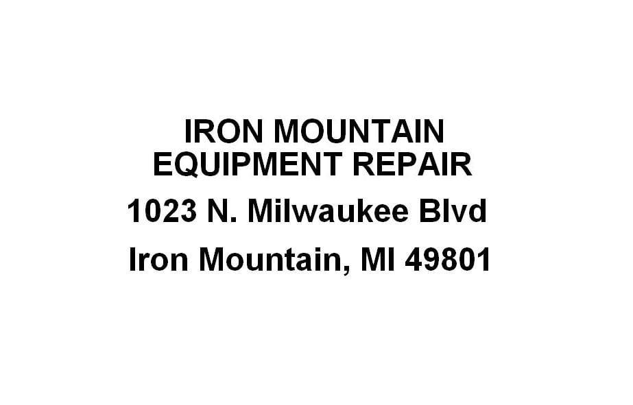 Iron Mountain Equipment Repair - CLOSED - 11 Reviews - Farm
