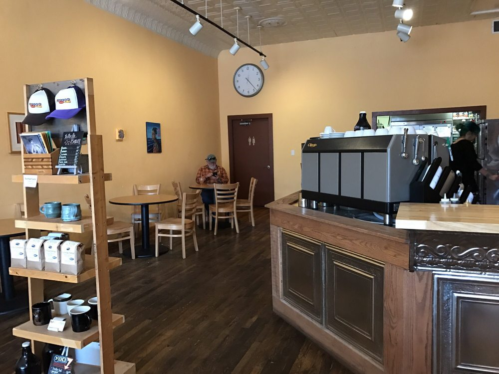Gallup Coffee Company: 203 W Coal Ave, Gallup, NM