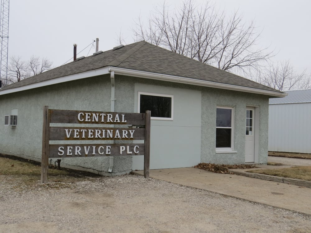 Central Veterinary Services: 2887 Hart Ave, Melbourne, IA