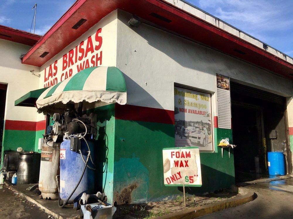 Las Brisas Hand Car Wash: 1601 SW 27th Ave, Miami, FL