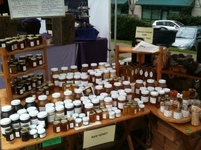 Brookfield Farm Bees and Honey: 34TH Fremont, Seattle, WA