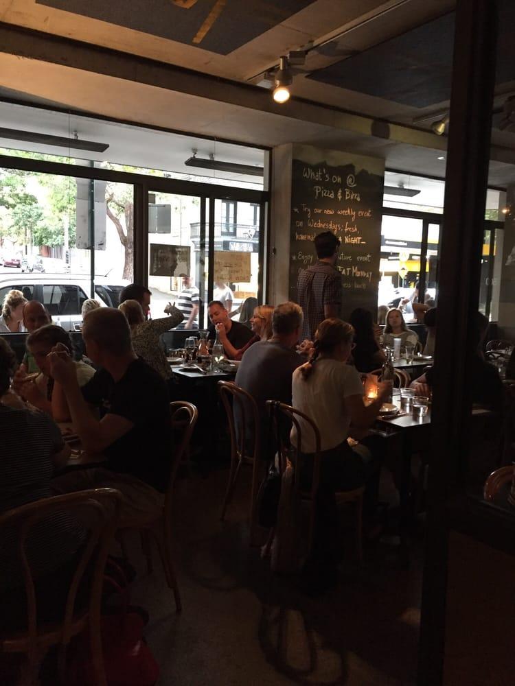 Italian Restaurant Crown St Surry Hills