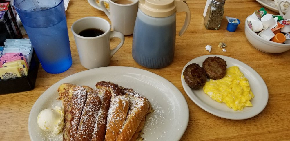 Blueberry Hill Pancake House: 7803 E Washington St, Indianapolis, IN
