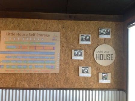Little House Self Storage 2282 Moody Rd Warner Robins, GA Warehouses Self  Storage   MapQuest